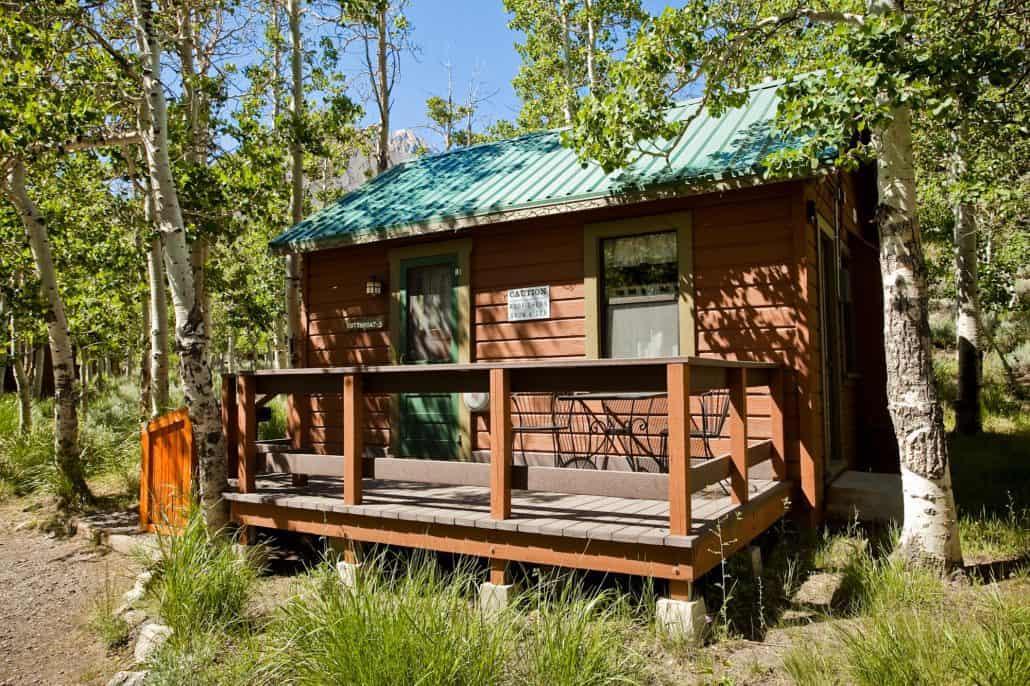Cutthroat 5 Convict Lake Resort