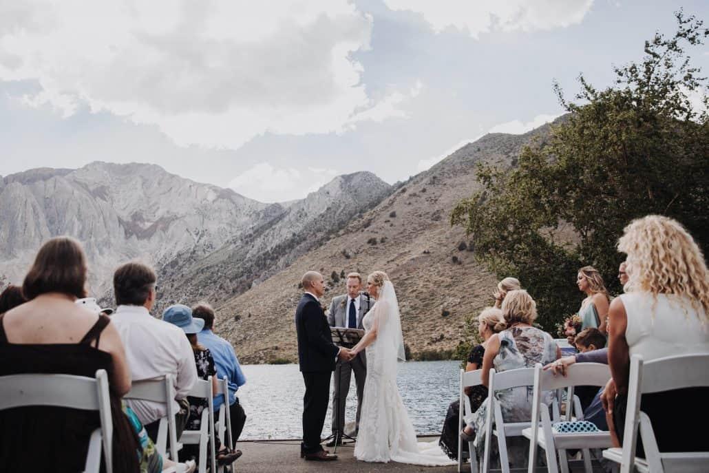 Weddings convict lake resort wedding sites junglespirit Images