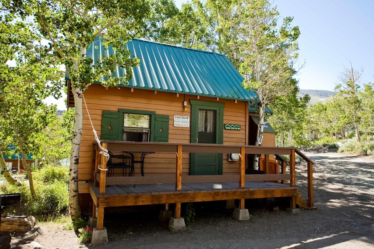 Van Nuys 22 Convict Lake Resort