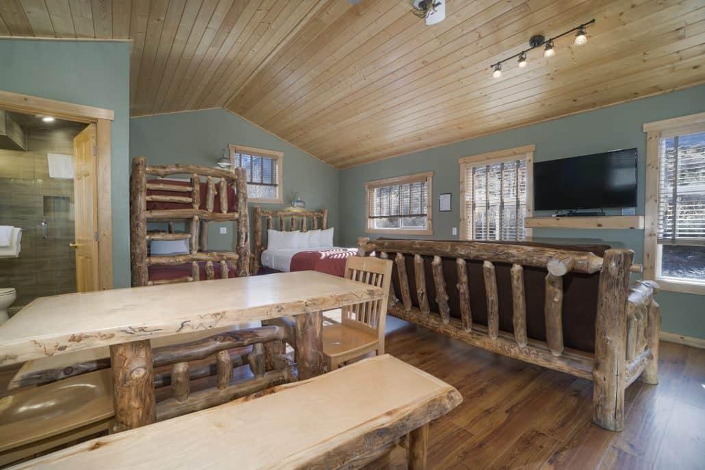 Cottonwood 20 Convict Lake Resort