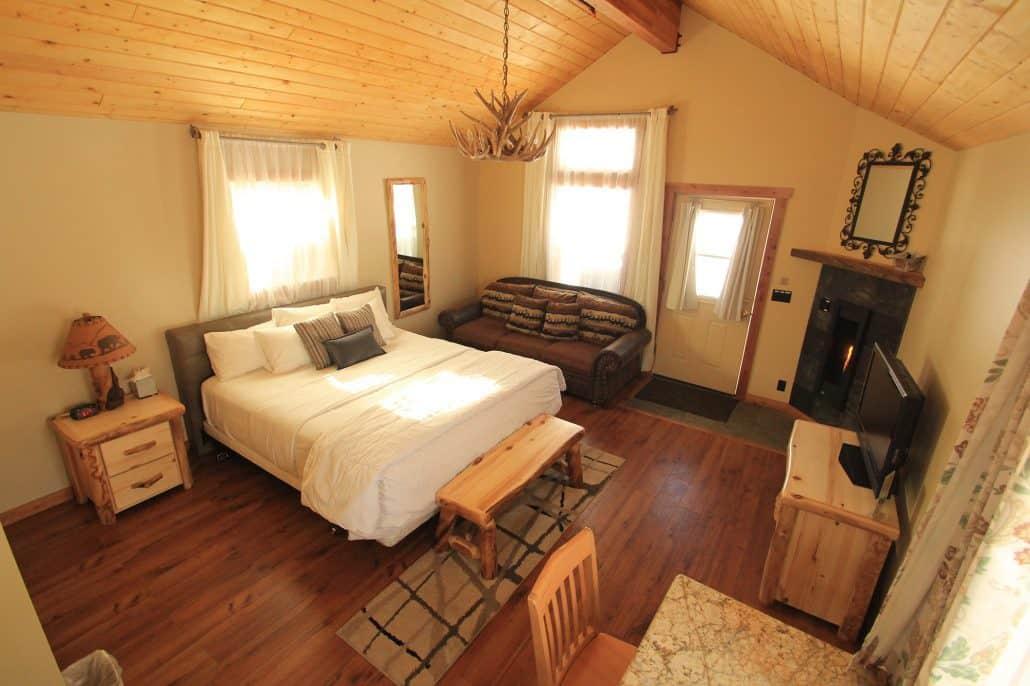 Mono Jim 12 Convict Lake Resort