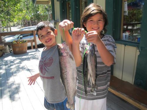 Jacob and Sammy Peery