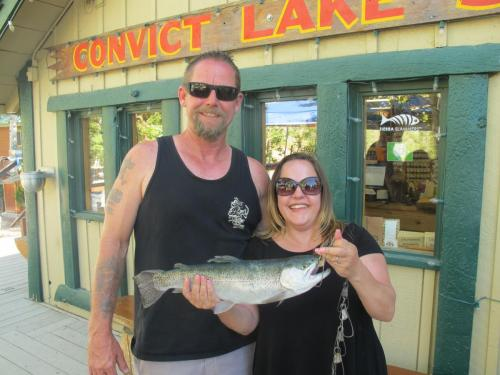 Mark and Wendi Crawbuck